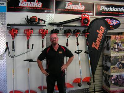 Tanaka brushcutters are a cut above